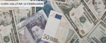 Curs valutar 13 februarie 2019 - Curs BNR pentru ziua de miercuri