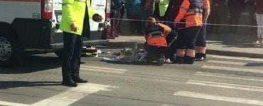Olt: Accident în Dobrosloveni. O femeie a murit
