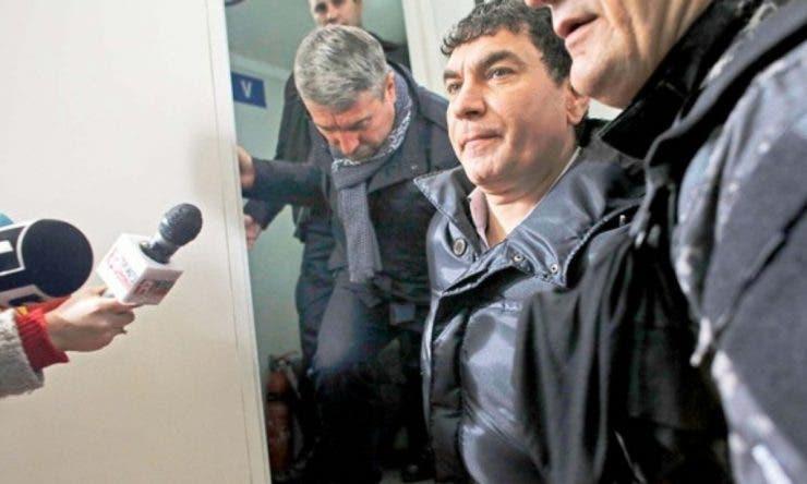 """Prima reacţie a lui Cristi Borcea după ce s-a întors în închisoare: """"Staţi liniştiţi că..."""