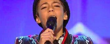 Românii au talent: Cine este Camil Atanase, copilul care a amintit de Liviu Vasilică