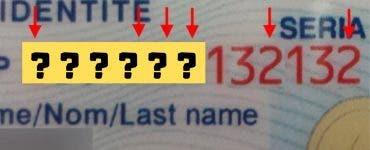 Ce secret îți dezvăluie cifra din CNP care se repetă