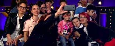 Copiii nevăzători care au făcut senzaţie la Românii au talent