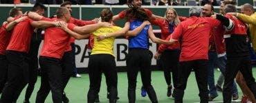 Când joacă România cu Franța în semifinalele Fed Cup