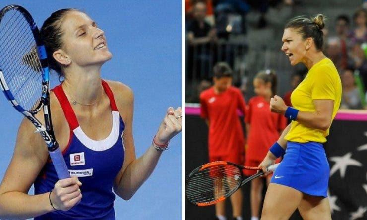 Fed Cup Cehia - România: Cine transmite meciurile de tenis la TV