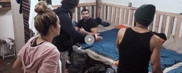 Scandal la Ferma: Florin Pastramă, la un pas de bătaie cu Kamara