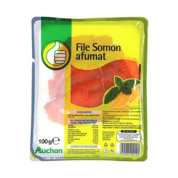 Suspiciuni ca acest produs al Auchan ar putea fi contaminat cu listeria