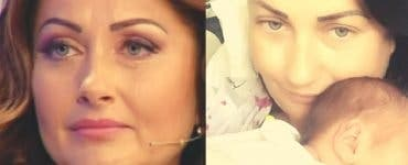 """Gabriela Cristea, probleme înainte de naştere: """"Medicul mi-a zis...."""