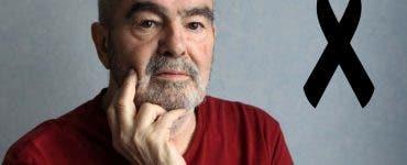 Doliu imens în presa din România. A murit George Stanca