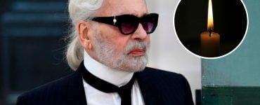 Creatorul de modă Karl Lagerfeld a murit la 85 de ani