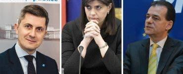 PNL şi USR o susţin pe Laura Codruţa Kovesi pentru funcţia de procuror-şef european