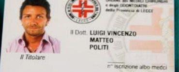 Un fals medic italian a operat la un spital din România. Cine este Matteo Politi