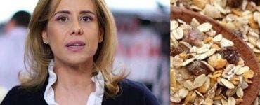 Mihaela Bilic, avertisment despre un aliment popular. Cum îţi afectează corpul