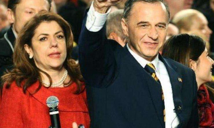 Soţia lui Mircea Geoană a făcut accident. În ce stare se află Mihaela Geoană