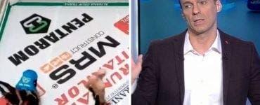 Ce a spus Mircea Badea la prima apariţie TV de la bătaia cu motociclistul Tedi Emi