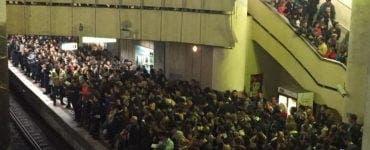 Probleme la metrou, miercuri, 27 februarie. Ce spune Metrorex