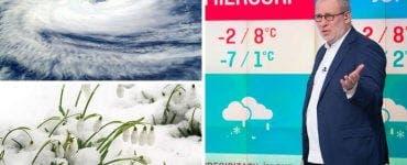 Prognoza meteo pe 2 săptămâni. Când vine primăvara în ţară