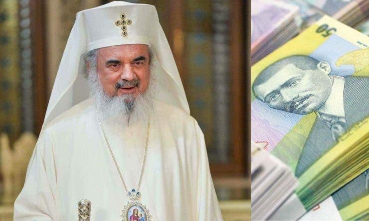Ce salariu are Patriarhul Daniel. Cât câştigă Preafericitul lunar