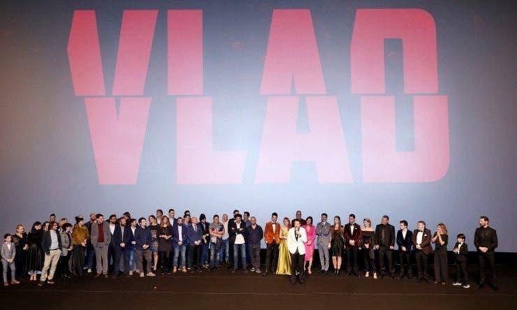 Serialul Vlad începe luni la Pro TV. Despre ce este vorba