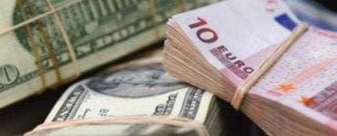 Curs valutar 29 martie 2019. Euro înregistrează din nou o creștere