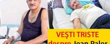 Jean Paler are probleme grave de sănătate. A FĂCUT ANUNȚUL TRIST