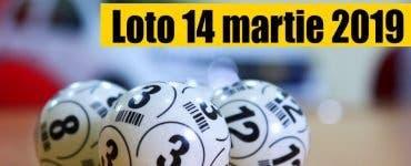 Loto 14 martie 2019. Extrageri Loto 6/49, Noroc, Joker, Noroc Plus, Loto 5/40 si Super Noroc