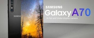 Samsung lansează un nou model de telefon