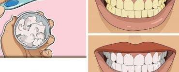 Cum să ai dinţi albi şi un zâmbet strălucitor în 3 paşi simpli