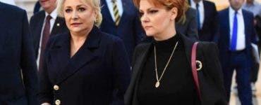 Olguța Vasilescu devine consilierul Vioricăi Dăncilă. De ce se va ocupa