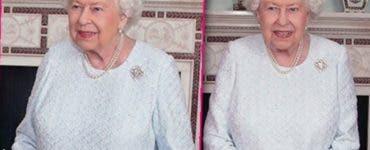 Detaliul care a stârnit îngrijorare. Ce au observat internauții într-o poză cu Regina Elisabeta