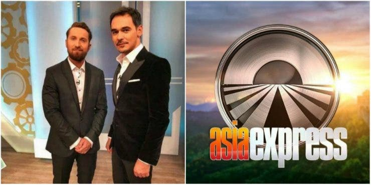Dani Otil si Razvan Simion la Asia Express, sezonul 3? Cum s-au dat de gol cei doi prezentatori Antena 1