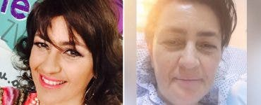 "Rona Hartner internată din nou în spital, ""Trebuie sa fac chimioterapie"""