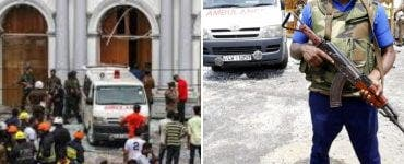 Noi date despre atacul din Sri Lanka: zeci de cetăţeni străini se numără printre victime