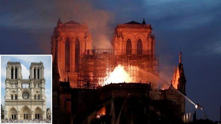 Noi dezvăluiri în cazul incendiului de la Catedrala Notre-Dame