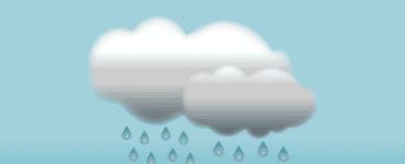Vremea 10 aprilie 2019. Temperaturi instabile și ploi în averse