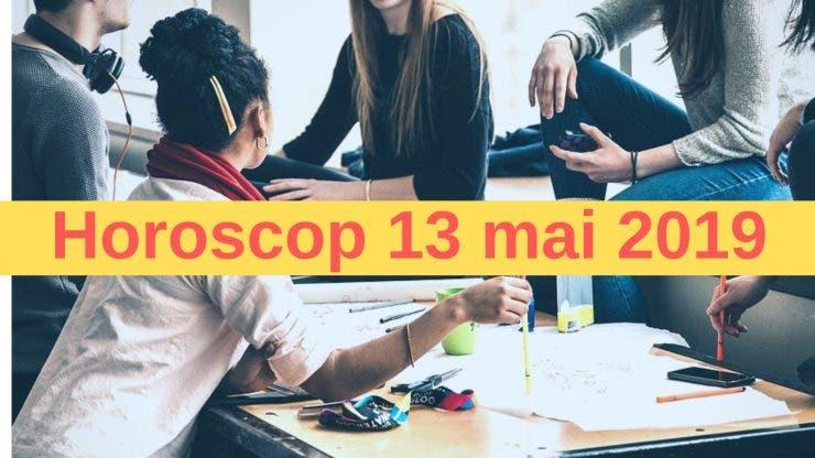 Horoscop 13 mai 2019. Săgetătorii își vor impresiona prietenii cu talentul lor