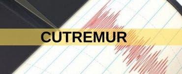 Cutremur în judeţul Buzău. Ce magnitudine a avut
