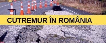 Cutremur în această noapte în România. Seismul a avut o magnitutdine de 2.8 grade pe scara Richter
