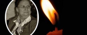 Actriţa Ilinca Tomoroveanu a murit