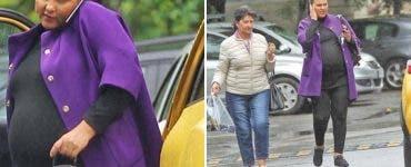 Lavinia Pârva a pierdut lupta cu kilogramele