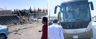 Atac în Egipt. Cel puţin 12 persoane au fost rănite în urma exploziei