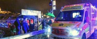 Eveniment tragic în Dunăre! Un vapor cu 35 de pasageri s-a scunfundat