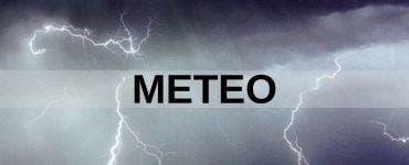 Vremea 17 mai 2019 se menţine instabilă - Averse şi descărcări electrice