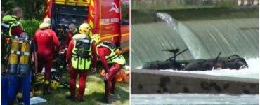 Accident pe Rin. Cel puţin trei morţi după ce o barcă pneumatică în care erau români s-a răsturnat în Rin