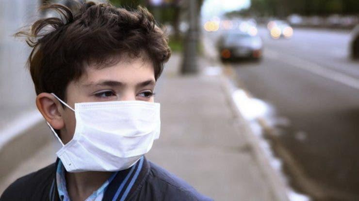 Aer toxic în România! Copiii sunt afectați