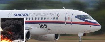 De ce se prăbuşesc avioanele de pasageri produse în Rusia?!