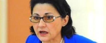 Ecaterina Andronescu, acuzată că modifică ilegal admiterea la liceu