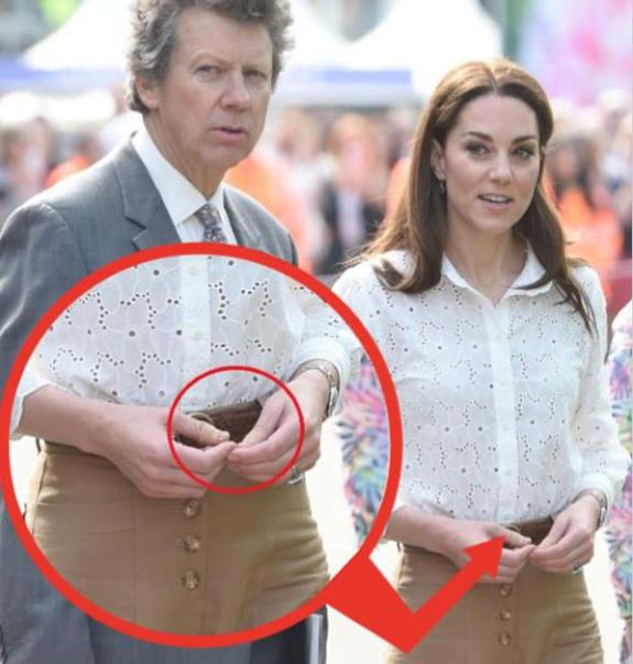 De ce Kate Middleton apare tot timpul în public cu degetele bandajate? Detaliul care i-a îngrijorat pe fani
