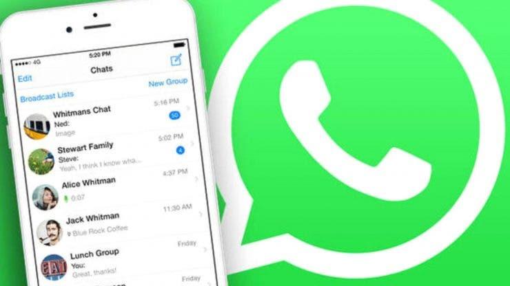 Avertisment sumbru de la WhatsApp
