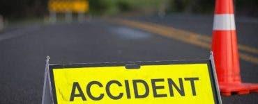 Accident rutier în Bistrița-Năsăud. Patru copii au ajuns la spital