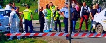 Polițist împușcat mortal. Căutările pentru prinderea bărbatului au fost reluate